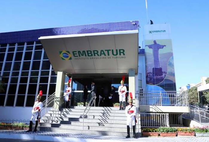 Sede da Embratur, em Brasília