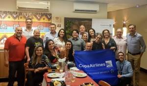 Copa Airlines cumpre agenda de vendas em Manaus e Salvador