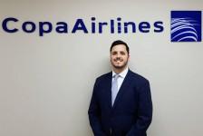 Copa Airlines anuncia novo executivo de vendas em São Paulo