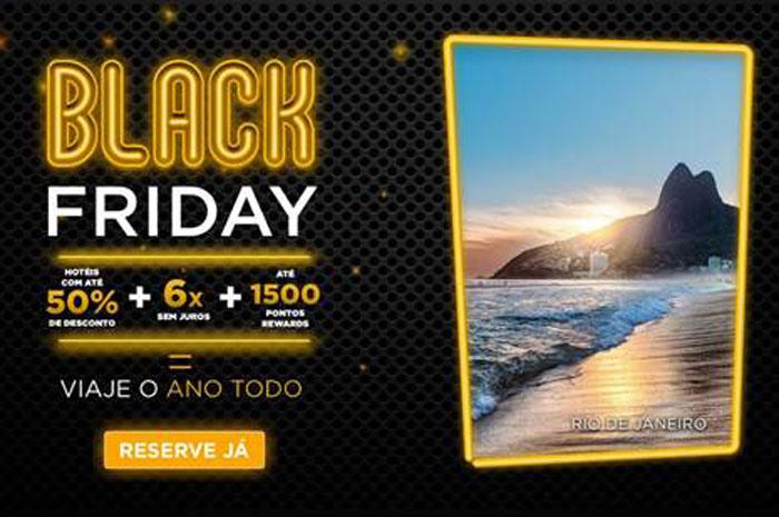 Promoção para Black Friday é válida para todos os hotéis operados pela Accor na América do Sul