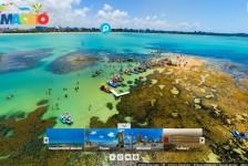 Maceió lança experiências interativas em 360° em tour virtual via Google