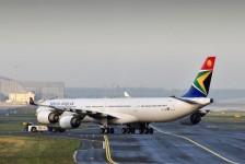 South African Airways pretende retomar voos ao Brasil, diz CEO interino