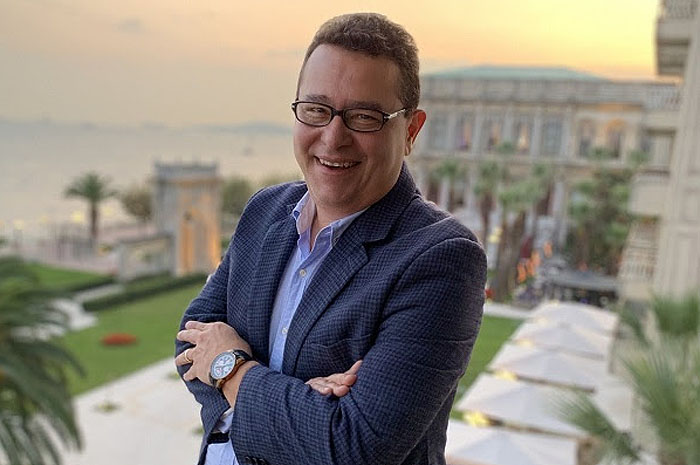 Edson Ruy, diretor da Mondiale by Ancoradouro