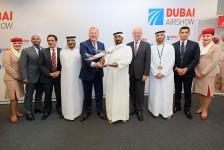 Emirates adquire 30 B787s por US$ 8,8 bilhões