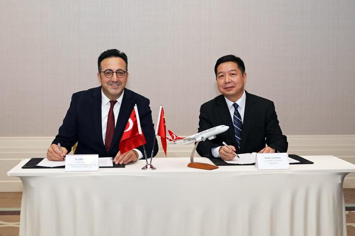 Celebrando 20 anos de operação no país, a companhia aérea anunciou um novo destino na China, Xi'an