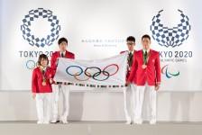 Teresa Perez cria programas especiais para as Olímpiadas de Tóquio