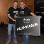 Mauricio Favoretto e Eduardo Caballero - Melhor Vendedor Regional