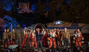 Star Wars: Rise of the Resistance estreia no Hollywood Studios