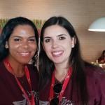 Hellen Teodoro e Taylini Olibeira (Campinas)