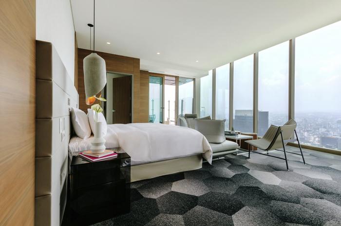 O Sofitel Mexico City Reforma é o primeiro hotel de luxo a chegar na Cidade do México em mais de uma década