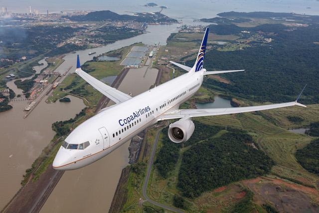 Boeing 737 da Copa Airlines