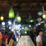 A Casa do Vidro vende todos os seus produtos, além de realizar workshops para ensinar a reutilizar os vidros descartados
