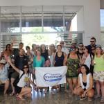 A Transmundi levou 36 agentes de viagens para conhecer o seu principal produto nacional, a navegação pelo Pantanal com o barco Kayamã