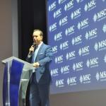 Adrian Ursilli, diretor da MSC, apresenta novos resultados e metas