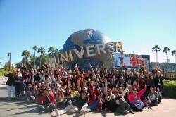"""Veja MAIS fotos dos agentes brasileiros no """"Universal and you Fam Tour"""""""