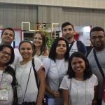 Alunos de gastronomia do Instituto Federal do Ceará