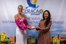 Ana Hickmann é nomeada embaixadora de Curaçao no Brasil