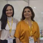 Arlene Branco e Celina Castro, do Visite Ceará