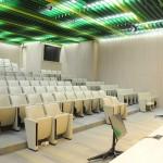 Auditório com capacidade para 150 pessoas