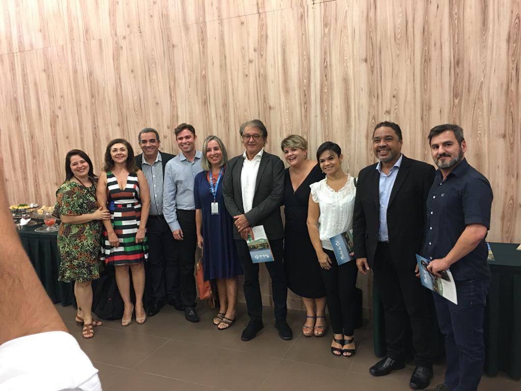 Trade do Ceará foi apresentado ao evento que acontecerá pela primeira vez em Fortaleza