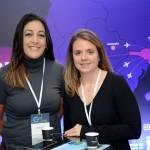 Bia Santos da Transamerica Hoteis e Priscilla Castelhano, Transamerica Perdizes