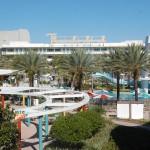 Cabana Bay Beach Resort também esteve na programação dos agentes nesta quinta
