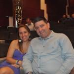 Camila Junqueira e Vinicius Andrade, da Clube Turismo de Santos