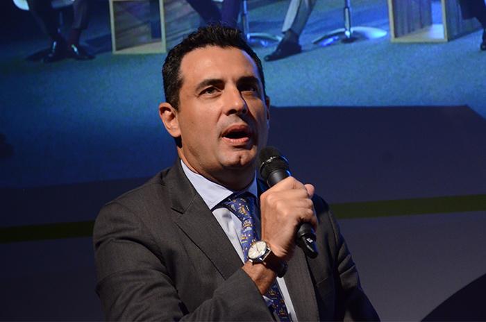 Carlos Antunes, da Copa Airlines