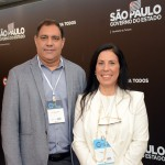 Carlos Eduardo da Santur e Gisele Lima da Promo