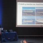 Diretor geral da MSC Cruzueiros no Brasil aprsenta novidades a agentes