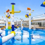 Doremi Spray Park, do MSC Sinfonia