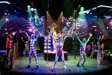 Veja fotos do Cirque du Soleil at Sea do MSC Grandiosa