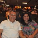 Elaine Dias e Carlos Henrique Santos, da AquarelaTur