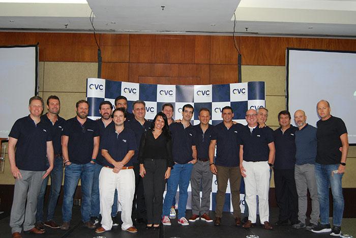 Equipe da CVC Corp