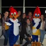Equipe da Universal com Jacqueline Miranda, da Copa Airlines
