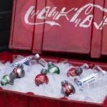 Essa garafinha de Coca cola foi feita especialmente para Star Wars