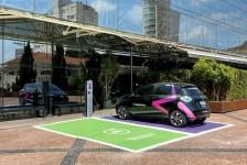 Pullman Ibirapuera oferece estação de recarga para carro elétricos