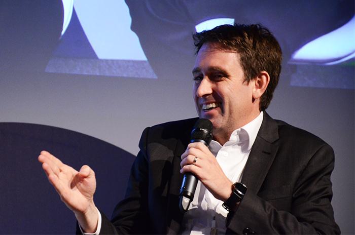 Fábio Camargo, diretor da Delta no Brasil