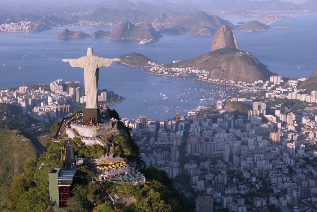 FOTO 1 - Rio de Janeiro - Visão Cristo 2 - Foto Ricardo Zerrenner