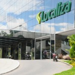 Fachada da sede da Localiza em Belo Horizonte