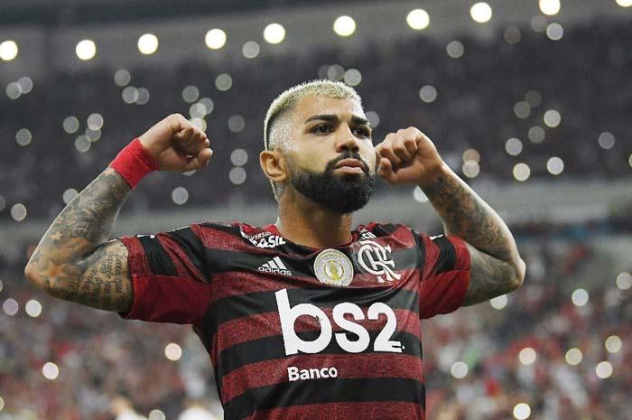 Gabriel Barbosa, o Gabigol será um dos craques do Flamengo no mundial. (Foto: divulgação)