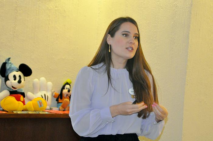 Gabriela Delai falou sobre as novidades da Disney