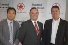 Air Canada investe no mercado brasileiro e inaugura novo voo para Montreal