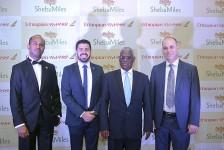 Ethiopian comemora 20 anos de seu programa de fidelidade com evento em Brasília