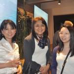 Harumi Yoshida, da Hikari Travel, Matie Koshoji e Mariana Vakahara, da Quickly Travel