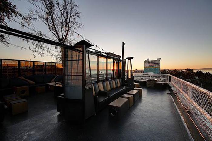 Hotel Shangri-LA, em Santa Monica, irá inaugurar um restaurante no rooftop com vista para o mar
