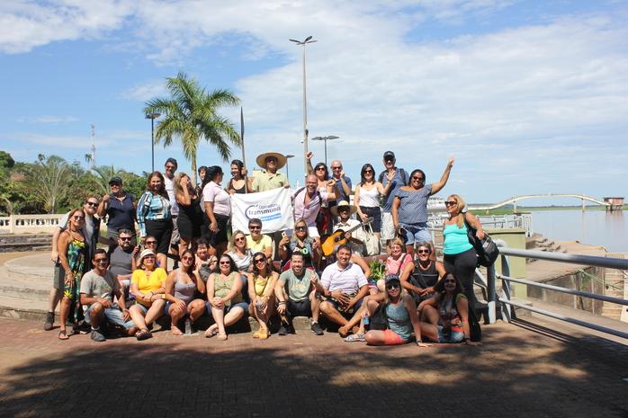 O Famtour realizado pela Transmundi levou os agentes para conhecer seu principal produto nacional, o roteiro de Cruzeiro pelo Pantanal
