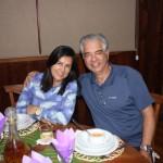 Maria Fernanda Loures e Carlos Eduardo Loures da Valoures Câmbio e Turismo