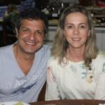 Tony Saad, da Anima Turismo; e Elizabeth Thiebaut, da Poltrona VIP