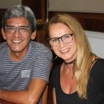 Clenoir Cunha e Virginia Gomes da Be Happy